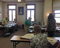 Sewing Retreat 2017