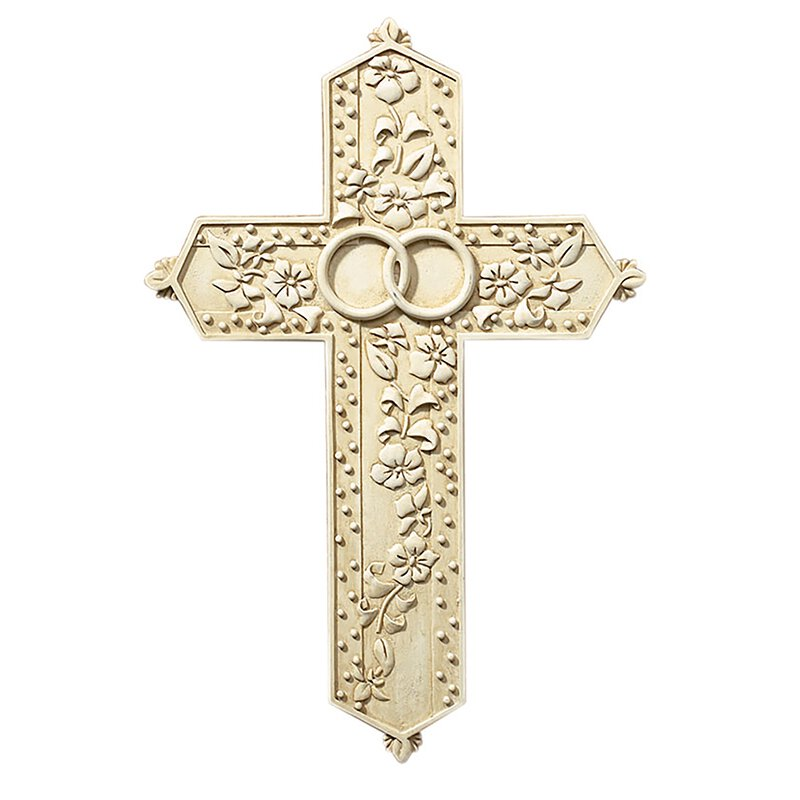 7.5'' Tomaso Wedding Boxed Cross