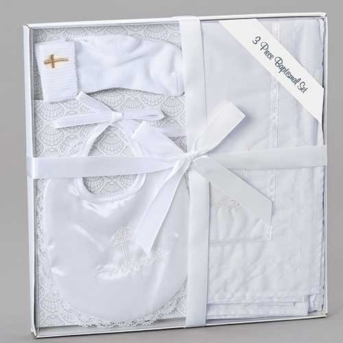 3 piece Baptism Gift Set