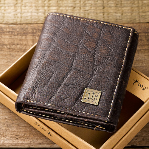 Crosses Leather Wallet