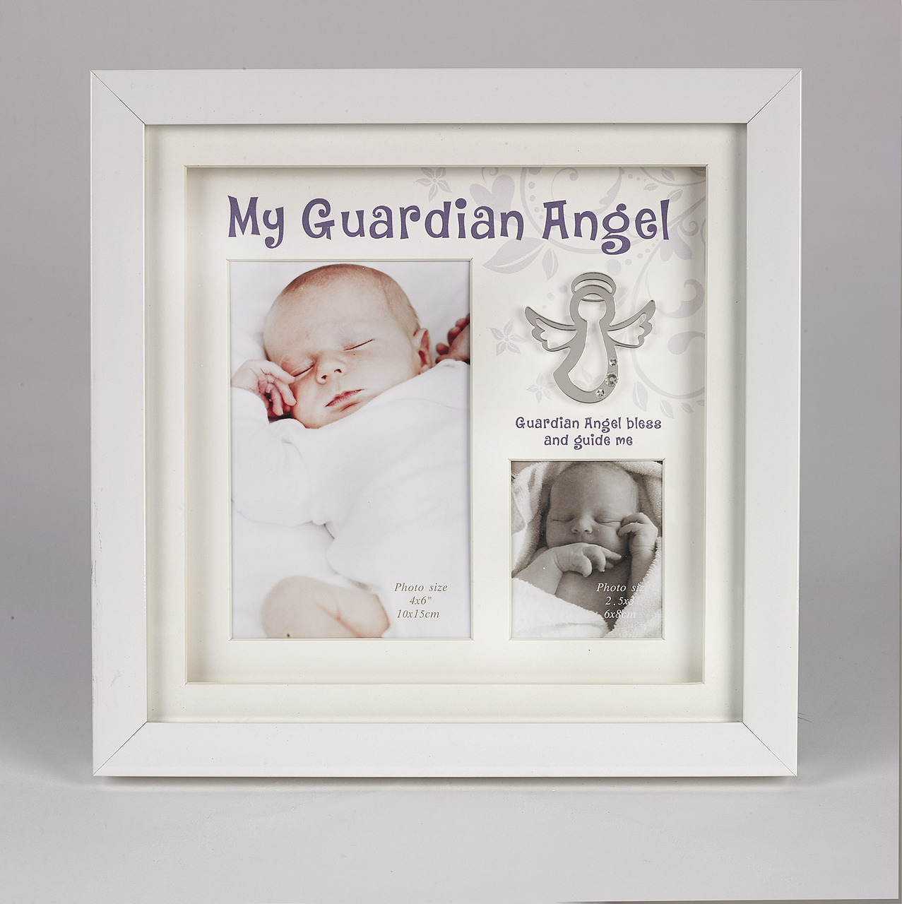 Our Lady of Consolation - Baby : My guardian Angel Frame
