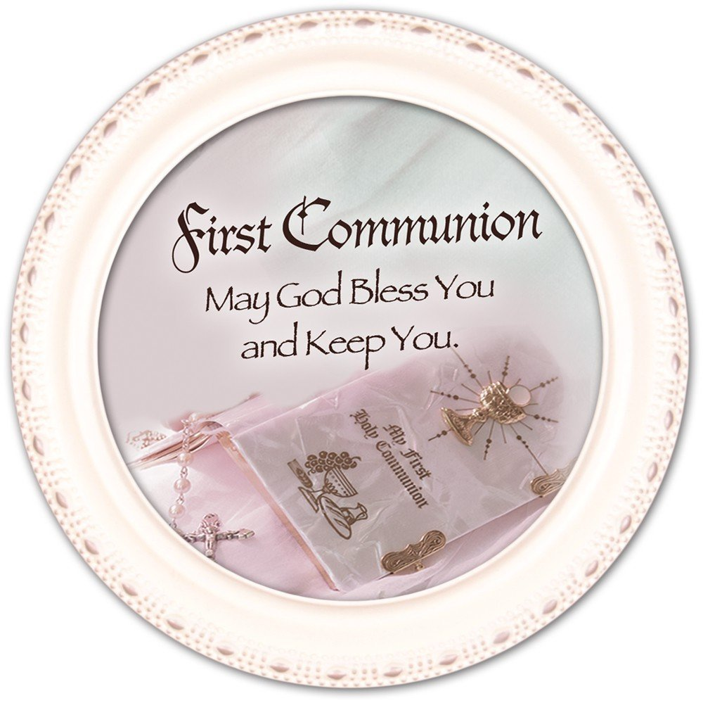 Ivory First Communion Scripture Box