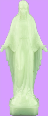 6'' Our Lady of Grace Luminous