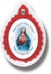 Sacred Heart Red Badge