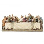4.5'' Last Supper Statue Color