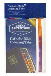 The Great Adventure Catholic Bible Indexing Tabs
