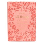Coral All Things Classic Journal