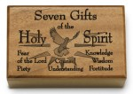 Seven Gifts of the Holy Spirit Keepsake Box