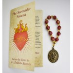 Surrender Novena with Chaplet and Booklet