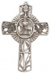 Silver First Communion Cross