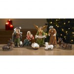 6'' Nativity Set (8 pieces)