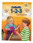 Catholic 1-2-3 Coloring Book