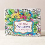 Creative Blessing Coloring Cards