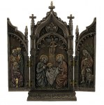 Nativity Triptych - Bronze