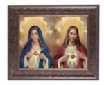 Framed Sacred Hearts