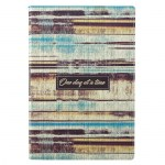 Striped One Day Journal Classic
