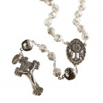 8mm Crystal Adoration Rosary